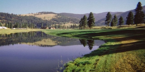 Canyon River Golf Club