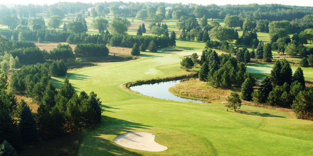 Evergreen Resort in Cadillac, Michigan Fall Stay and Play Package